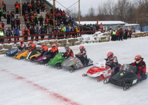 Pro Vintage Snowmobile Racing @ Gogebic County Fairgrounds | Ironwood | Michigan | United States