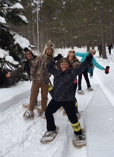 Superior Snow Shoe Walks