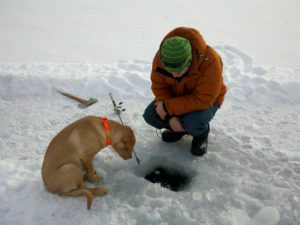 Annie's Pub Ice Fishing Tournament @ Gile Flowage Park | Montreal | Wisconsin | United States