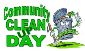 Community Clean Up @ Downtown Hurley